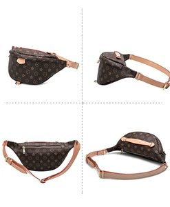 New ins tagram Fanny pack is hot for women Fashion casual ladies sport cross-body chest bag zy