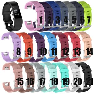 Wholesale Strap for Fitbit Charge 2 Band Smart Accessorie for Fitbit Charge 2 Smart Wristband Strap Wrist Band bracelet For Fitbit Charge 2