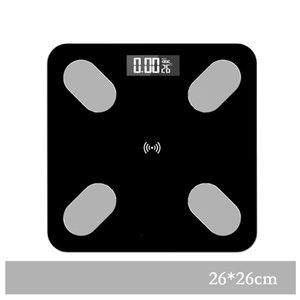 Wholesale Body Fat Scale Floor Scientific Smart Electronic LED Digital Weight Bathroom Balance Bluetooth APP Android or IOS
