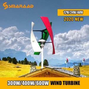 Wholesale turbine 48v resale online - 2020 Vertical Axis Wind Generator Turbine W W W V V V Maglev Generator MPPT Controller Free Energy For Home Use
