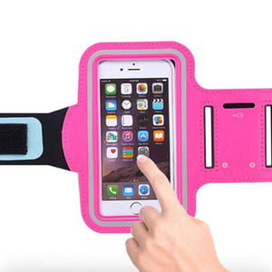 Wholesale Waterproof Universal Running Gym Sport Armband Case Mobile Phone Arm Band Bag Holder For IPhone Smartphone