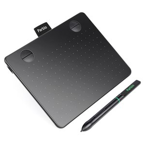 Wholesale heap Digital Tablets New Arrival Parblo A640 Inch Large Active Area Professional Signature USB Graphics Tablet Pressure Battery