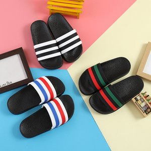 Wholesale Modern new slippers for children boy girls wear-resistant breathable outdoor shoes designed for children 4 colors