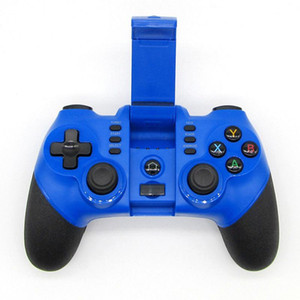 Wholesale free tv android box resale online - ZM X6 Wireless Bluetooth Gamepad Game Controller Game Pad for iOS Android Smartphones Tablet Windows PC TV Box pk pubg Free DHL