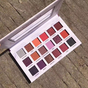 In stock Makeup High-quality Eyeshadow Palettes Matte 18 Popular Colors Eyeshadow Palette DHL