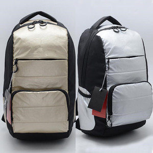 Wholesale school back packs resale online - High Quality Backpack For Men Women Fashion School Bags Luxury Back Pack Famous Brand Zipper Backpacks Soft Casual Waterproof Back Packs