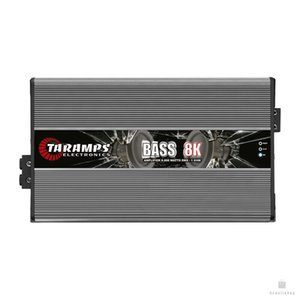 Wholesale Taramps BASS 8K 1 Ohm Amplifier BASS8K HD 8000 Watts Taramp's Amp 3-Day Delivery