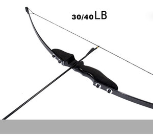 New taken down bow 30 40lbs Recurve Bow for Right Handed Archery Bow Shooting Hunting Game Outdoor Sports