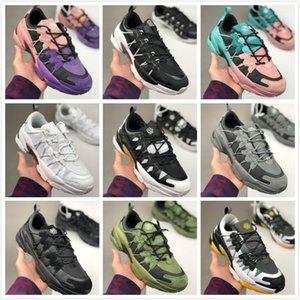 Wholesale cell shoes resale online - New Arrival Cell Omega Density Running Shoes men Designer LQ sports shoes women restro Outdoor Sneakers size