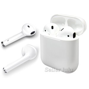 For AirPods Wireless Headphones As SuperCopy air Pods Works Touch Voice Control High Quality for IOS Android
