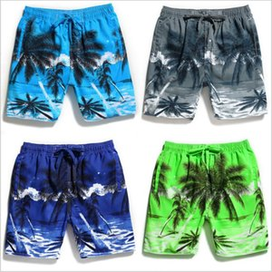 Wholesale Swim Trunks Swimwear Boardshorts Brand Swimming Trunks Quick Dry Board Shorts Bermuda Surf Beach Pants Shorts Homme Boxers 57 Style B5621