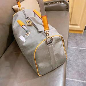 Laser Hand Luggage Travel Bag Waterproof Duffel Duffle Men Handbag Tote Boys European and American Style Unisex Women Luxury Women Handbags