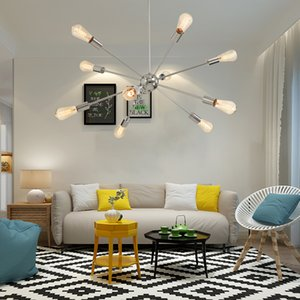Wholesale Nordic droplight sitting room lamp individual character originality element lamp postmodern contracted lamp ACTS the role of web celebrity