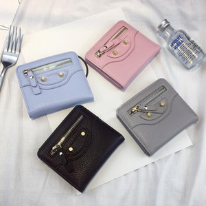 Wholesale walet women for sale - Group buy 2019 New Women Wallet And Purses Coin Purse Female Small Portomonee Rfid Walet Lady Perse For Girls Money Bag
