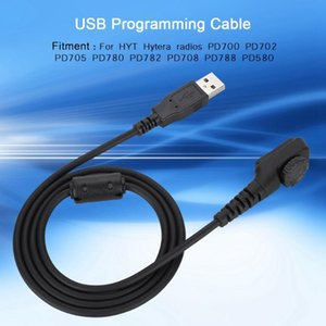 Wholesale USB Walkie Talkie Programming Cable Write Frequency Line for Hytera PD