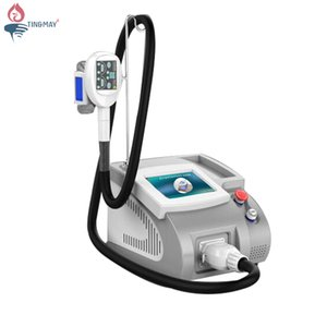 Wholesale 2019 Home use Hot selling Portable one Vaccum Cryolipolysis handle Fat Freezing Body Slimming Weight loss Machine TM