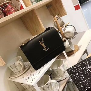 Hot New Fashion Designer Woman Flap Handbag Strap CrossBody Bag Small Shoulder Bags High Quality Genuine Leather Cowhide Bags Purse Tote Bag