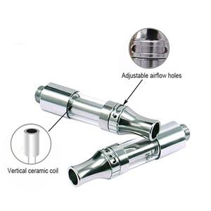 Amigo Itsuwa Liberty V9 Ceramic Coil Vaporizer Pen Top Airflow Adjustable Cartridges Thick Oil Vape Carts Fit 510 Thread Battery