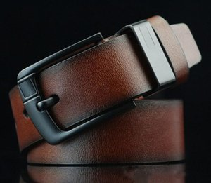 Wholesale 2019 rrival Top Quality Men Women Leather Belt Luxury Fashion Brand belts for Men Women Jeans Belt male strap s