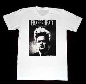 Wholesale Eraserhead Tshirt David Lynch twin Peaks white black grey red trousers tshirt mens pride dark t shirt