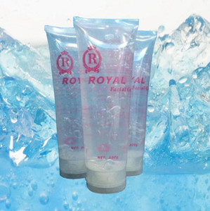 Wholesale 2019 New Arrival HOME ROYAL FACIAL Gel For ND Yag Laser Skin Rejuvenation Treatment Active Carbon Cream ML