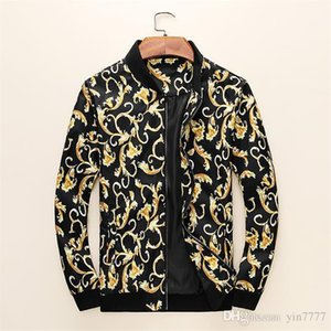 Wholesale 2019 New Fashion Men S Jacket Jacket With Monogrammed Luxury Designer Jacket Windbreaker Hoodie G Hoodie Long Sleeve Men S Y3
