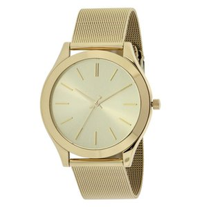 Wholesale Dreama New fashion personality women s ultra thin stainless steel quartz watch free DHL shippin