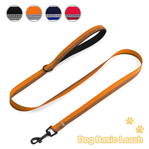 Wholesale Dog Leash Fashionable and Durable Dog Leash with Reflective Silk for Safety for Small Medium Large Dogs