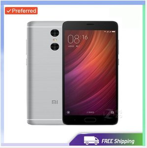 Wholesale Factory Unlocked Original Xiaomi Redmi Pro Touch ID GB GB Dual Rear Camera inch FHD Deca Core MTK6797 Core g Lte phone