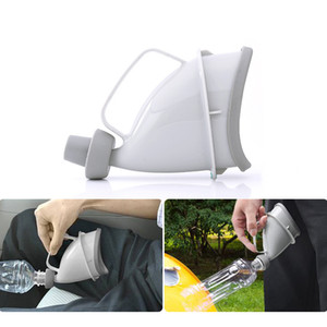 Wholesale Outdoor Car Travel Toilet Woman Camping Urine Device Potty Pee Funnel Embudo Orina Adult Standing Peeing Portable Urinal