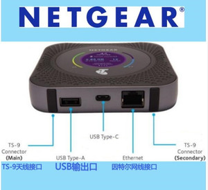 Wholesale netgear router resale online - AU Edition Australia Version Tesltra G LTE Netgear Nighthawk M1 MR1100 GX Gigabit LTE Mobile Dual Band Router Unlocked High speed