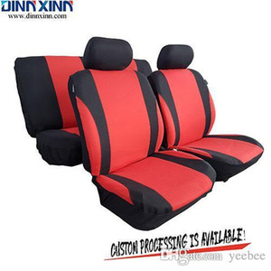 Wholesale DinnXinn 110292F9 Buick 9 pcs full set cotton leather car seat covers design Wholesaler in China