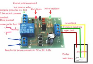 Wholesale nissan AC DC V Liquid Level Controller Module Water Level Detection nissan bluetooth