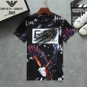 Wholesale Summer Men s Fashion Christian Brand Short Sleeve T Shirt Men Casual Solid Color High Quality Mens T Shirt Rocking Hip hop Q
