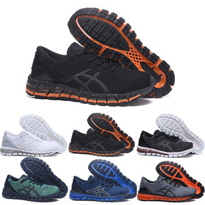 Hot Gel-Quantum 360 SHIFT Stability Running Shoes T728N black white athletic outdoor Sports Jogging trainer speed women sneaker size 41.5-45