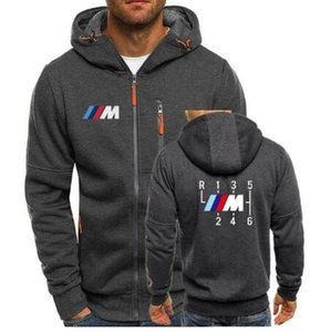 2019 Brand top Funny for BMW Shifter Sunlight Fit Hoodies Mercedes Casual men Zipper Sweatshirt Male Hoody Tracksuit Jacket H on Sale