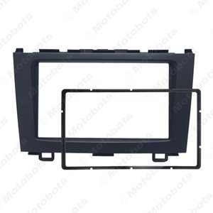 Wholesale Car Double Din Audio Fascia for HONDA CRV Radio CD GPS DVD Stereo Panel Dash Mount Installation Trim Kit