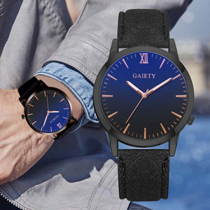 écailles bleues achat en gros de-news_sitemap_home1Fashion Blue Glass Simple Casual Business Balance Pointer Leather Men Montre à quartz