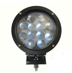 "LED Working Light 7"" 60W LED Work Light Bar Driving Work Light SUV ATV 4WD 4x4 Flood Spot Beam 5100lm IP67 Truck Lamp"