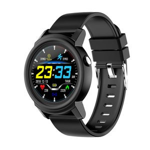 Wholesale New inch color screen DK02 smart watch HD big round screen waterproof smart health blood pressure heart rate Bluetooth movement