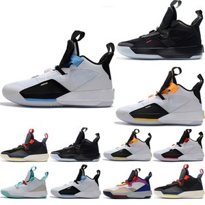 Wholesale Designer Trainers Hot Sale Jumpman XXXIII Future Origins Tech Pac Basketball Shoes s for Top quality Men Jogging Sneaker Size US
