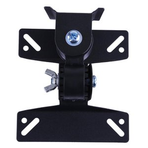 Wholesale 30 Degrees Rotated Steel LCD LED TV Monitor Holder Bracket Falt Panel Wall Mount Bracket Holder for TV Monitor