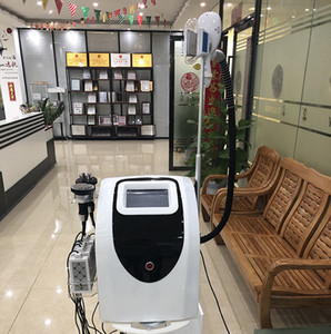 Wholesale lipo machine cryolipolysis for sale - Group buy 4 in cavitation rf cryolipolysis lipo laser weight loss machine fat freezing machine cryolipolysis machine