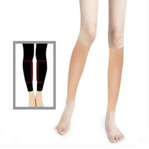 Silicone leg Enhance Shaper leg calf birthmark scar cover Soft Calf Pad Body Beauty Leg Correctors For Lady user