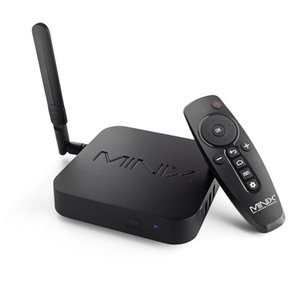 Wholesale android tv box minix for sale - Group buy BOX NEO U22 XJ TV MINIX Media DDR4 K GB S922X J Video Smart Dolby EMMC Audio GB UHD Android WiFi G G Hub Lxexg