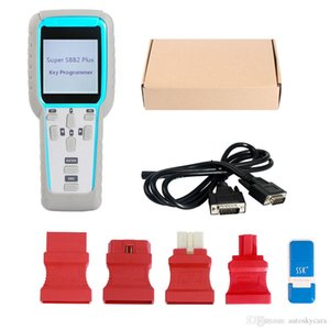 Wholesale Super SBB2 PLUS SBB2 Auto Key Programmer For IMMO Odometer OBD Software V2019 Hot Selling