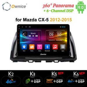 "Ownice 10.1"" Octa Core Android 9.0 Car DVD Radio GPS for Mazda CX-5 2012 2013 2014 2015"