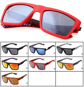 Wholesale moto cycle resale online - Summer Fashion Designer Sunglasses Outdoor Moto Cycling Eyewear Outdoor Sports Sun Glasses Square Shape Cycling Men Goggles Glasses