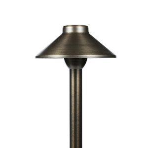 Wholesale Cast Brass Bronze V Low Voltage Outdoor Landscape Yard Garden Lawn Path Light Waterproof LED Lawn Lamp Walkway Area Pathway Lighting G4