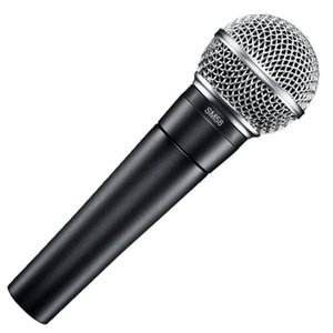 Wholesale SM5 S Dynamic Vocal Microphone With On And Off Switch Vocal Wired Karaoke Handheld Mic HIGH QUALITY For Stage Home Use